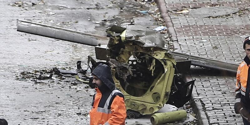 Son Dakika... Başsavcılıktan helikopter kazası açıklaması