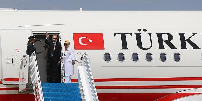 Cumhurbaşkanı Erdoğan Güney Amerika'ya gidecek