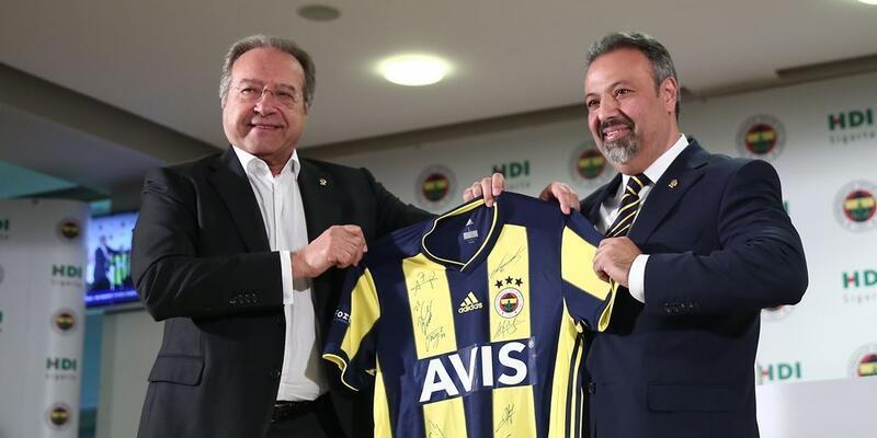 Fenerbahçe'ye bir sponsor daha