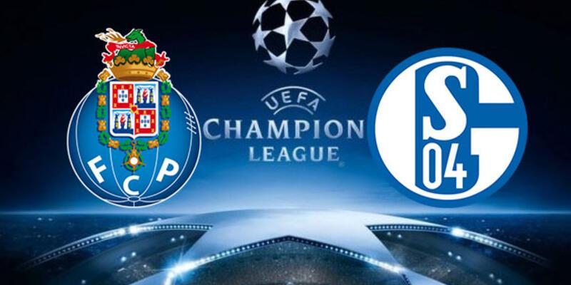 Porto - Schalke 04 maçı ne zaman, saat kaçta, hangi kanalda? (Şampiyonlar Ligi)