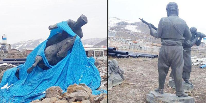 Bayburt Belediyesi'nden 'Atatürk heykeli' açıklaması