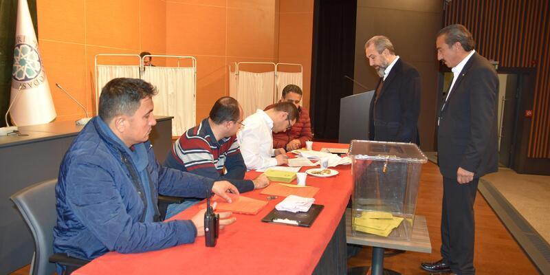 KTO halı ve yer kaplamaları ticareti komitesi üye seçim yapıldı