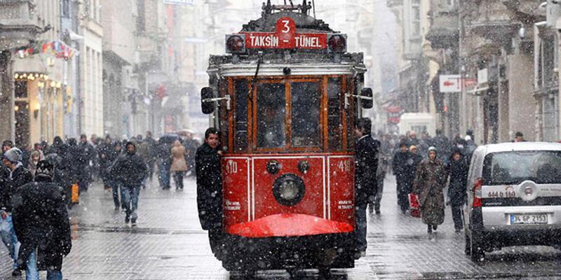 Kandilli Rasathanesi: İstanbul'da kış ılık geçecek