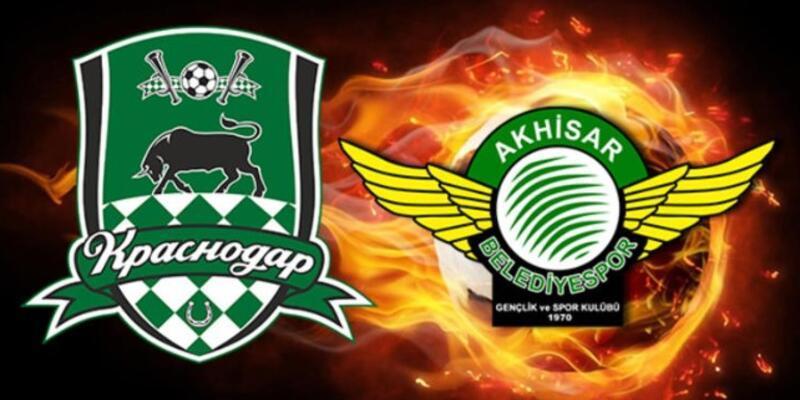 Krasnodar Akhisar maçı ne zaman, saat kaçta, hangi kanalda?