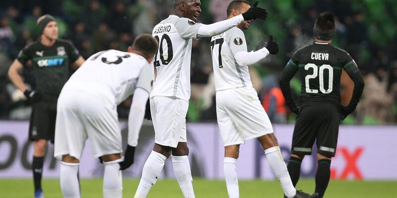 Krasnodar 2-1 Akhisarspor / Maç Özeti