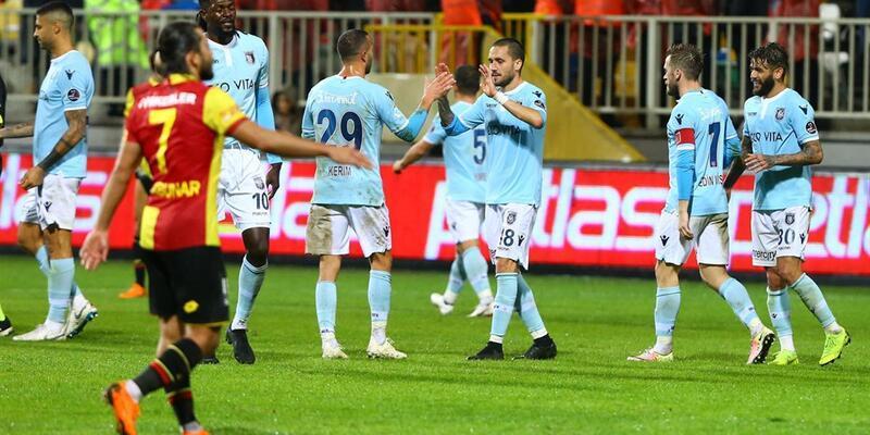 Göztepe - Başakşehir maçının ardından 16 kişi hakkında işlem yapıldı