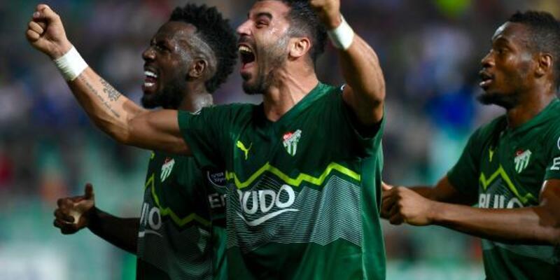 Bursaspor yaklaşık 17 milyon TL kazandı
