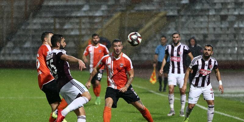 Adanaspor 0-0 Hatayspor maç sonucu
