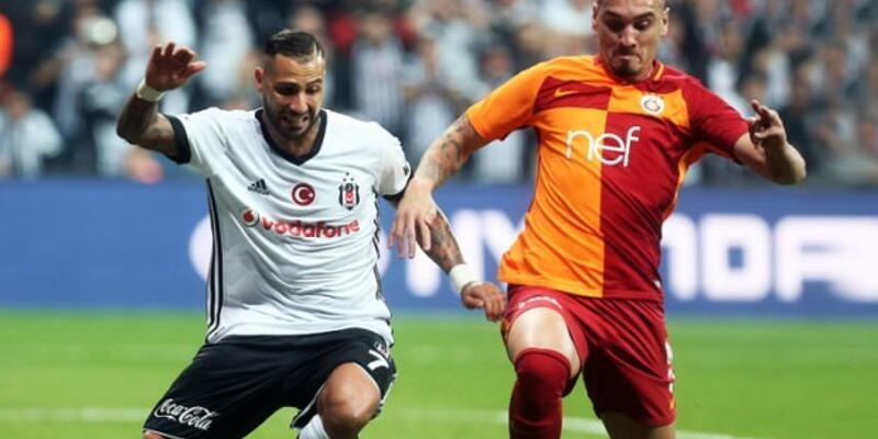 Beşiktaş - Galatasaray maçı muhtemel 11'leri