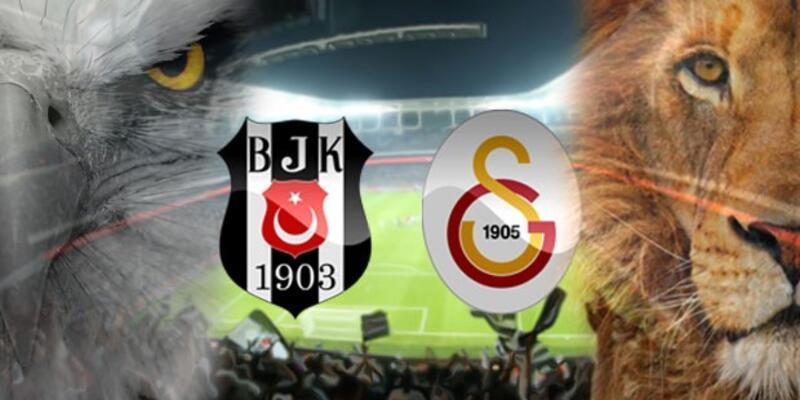 Beşiktaş ile Galatasaray'ın 344. randevusu