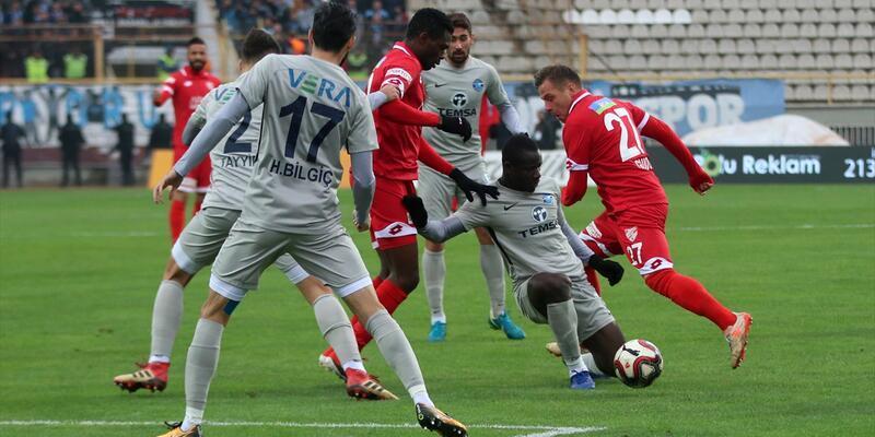 Boluspor 2-3 Adana Demirspor maç sonucu