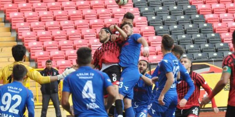 Gençlerbirliği 6-0 Karabükspor maç sonucu