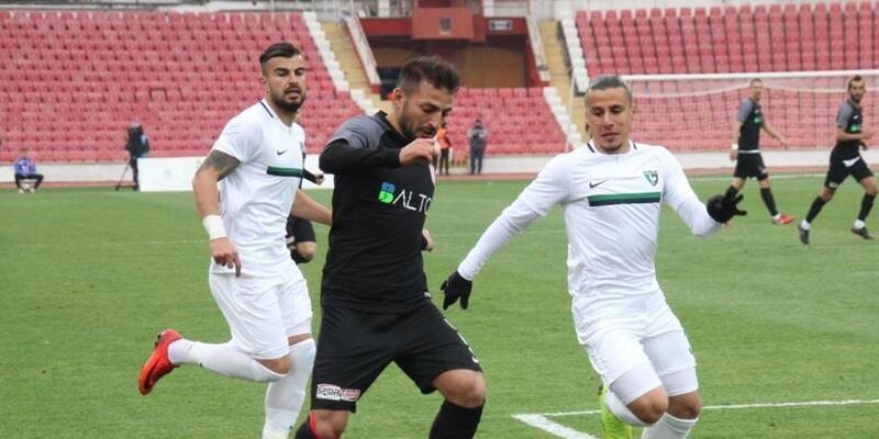 Balıkesirspor Baltok 0-0 Denizlispor maç sonucu