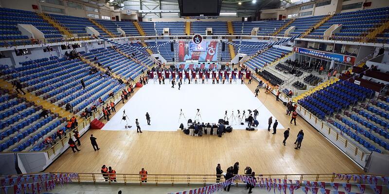 Trabzonspor'da oy verme işlemi başladı