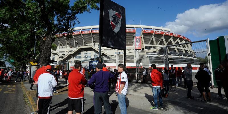 Libertadores'te Santiago Bernabeu kararından dönüş yok