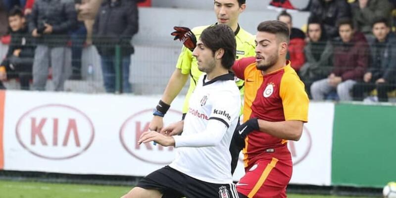 Beşiktaş Galatasaray'ı tek golle yendi