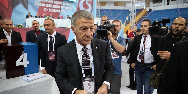 Ahmet Ağaoğlu yeniden başkan seçildi