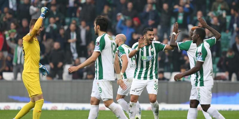 Bursaspor 2-1 Erzurumspor