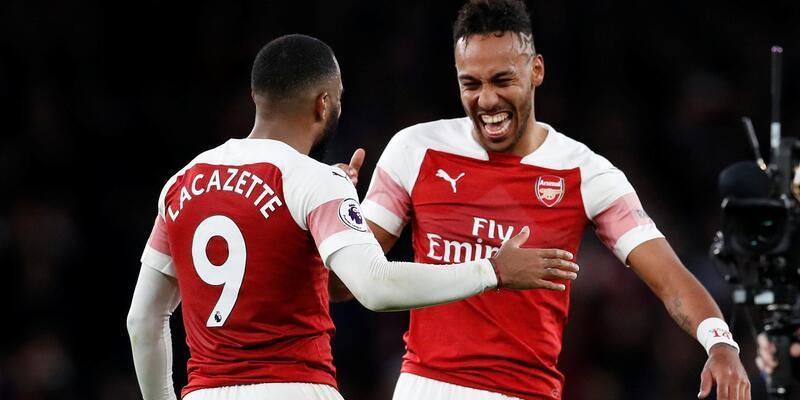 Arsenal 4-2 Tottenham / Maç Özeti