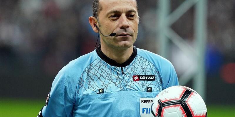Süper Lig'de 24. hafta hakemleri açıklandı