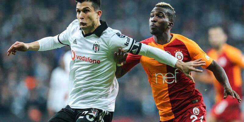 Beşiktaş 1-0 Galatasaray / Maç Özeti