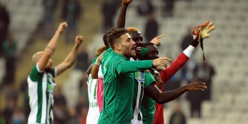 Bursaspor haftalar sonra iki maç üst üste kazandı