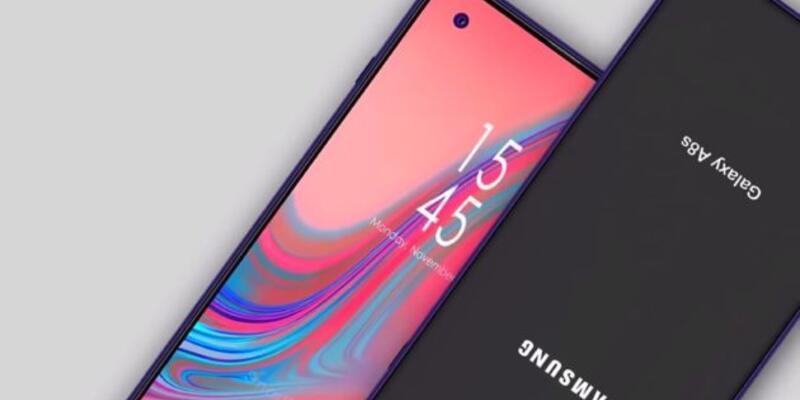 Galaxy A8s satışa sunulmaya hazır