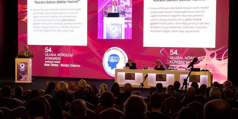 Ulusal Nöroloji Kongresi'nde MS hastalığı için bitkisel tedavi uyarısı