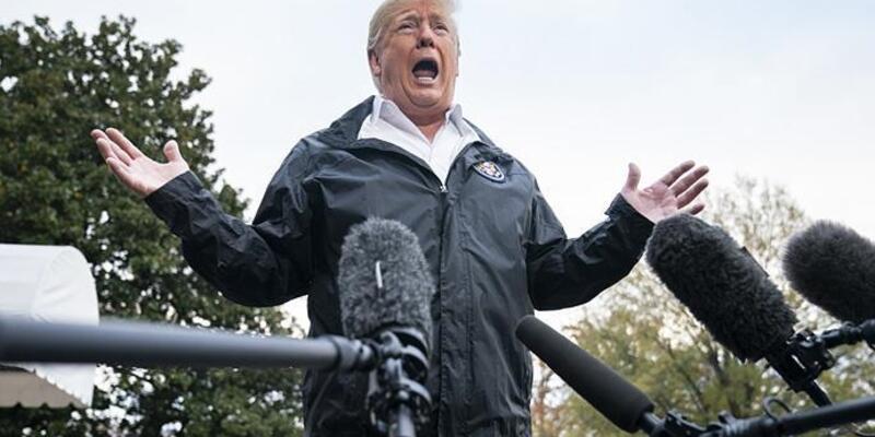 Trump'tan ABD'nin savunma harcamasına 'çılgınlık' değerlendirmesi