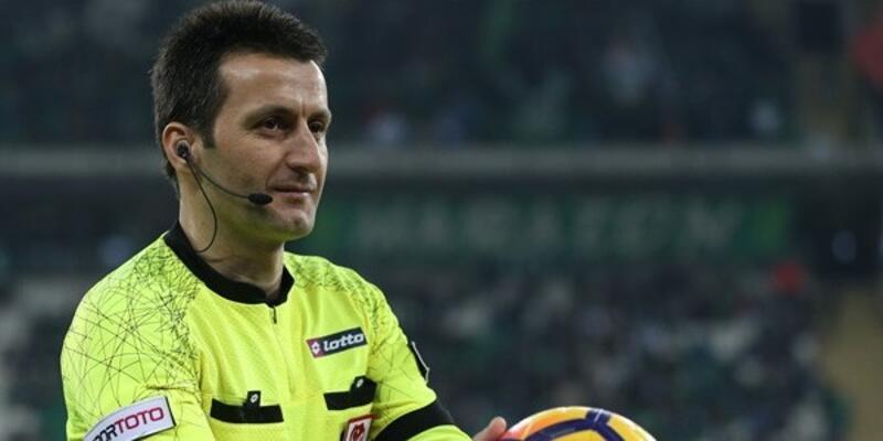 Keçiörengücü - Galatasaray maçının hakemi açıklandı
