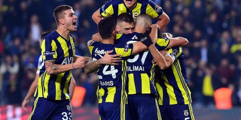 Fenerbahçe en kötü ilk yarı performansını garantiledi