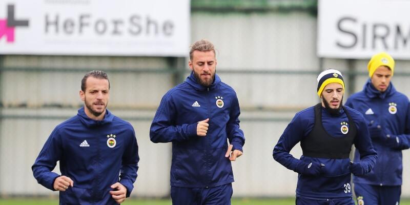Fenerbahçe Giresunspor hazırlıklarına başladı