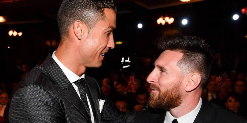 Messi ve Ronaldo River-Boca derbisini statta izleyecek