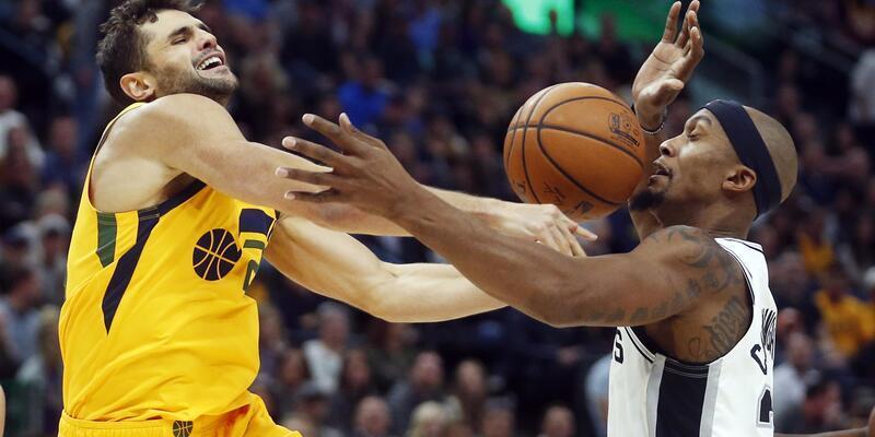 Utah Jazz'dan 20 üç sayılık isabeti
