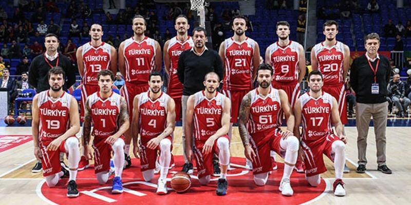 A Milli Basketbol Takımı'nda Dünya Kupası sevinci