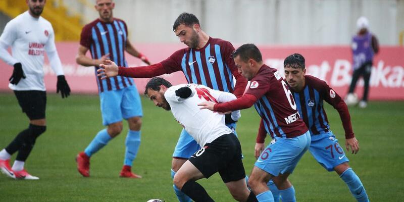 Ümraniyespor 4-1 1461 Trabzon / Maç Özeti