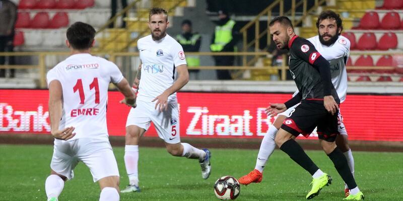 Boluspor 5-1 Van Büyükşehir Belediyespor / Maç Özeti