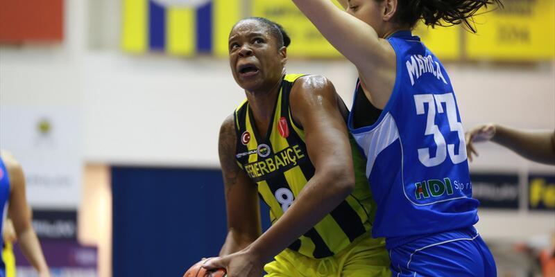Avrupa'da Türk derbisinde zafer Fenerbahçe'nin