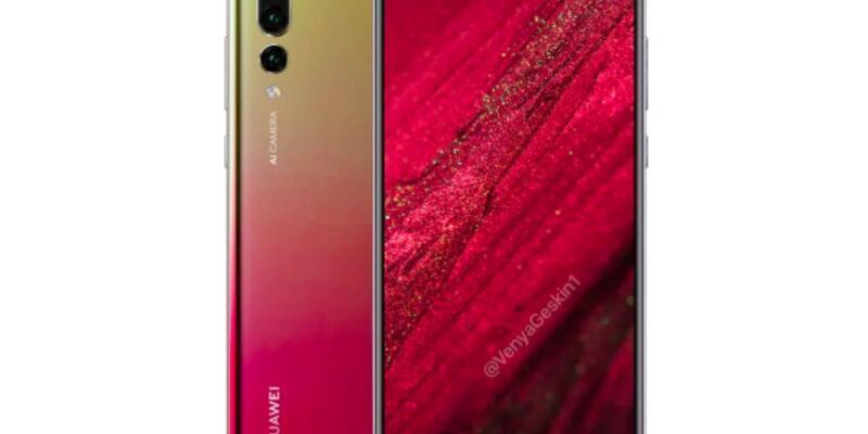 Delikli ekrana sahip ilk telefon: Huawei Nova 4