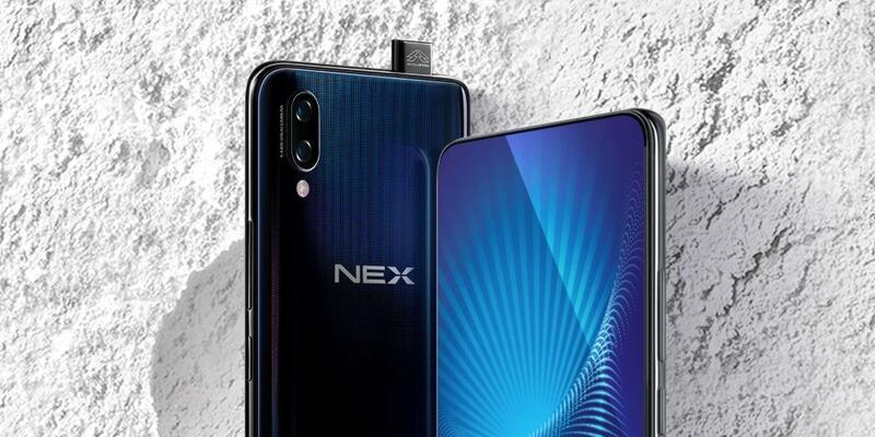 Çift ekranlı Vivo NEX 2