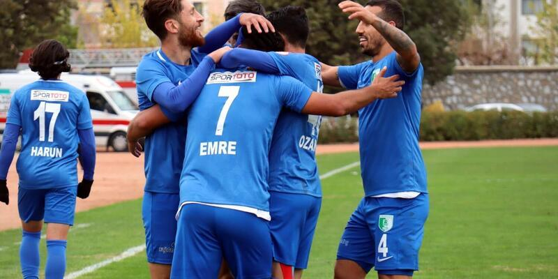 Bodrumspor 4-2 Ankaragücü / Maç özeti