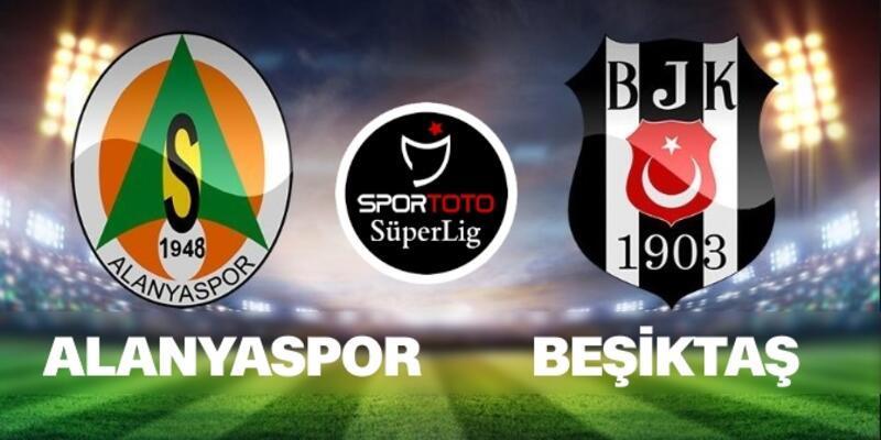 Alanya, Beşiktaş maçı ne zaman, saat kaçta? (Süper Lig 15. hafta)