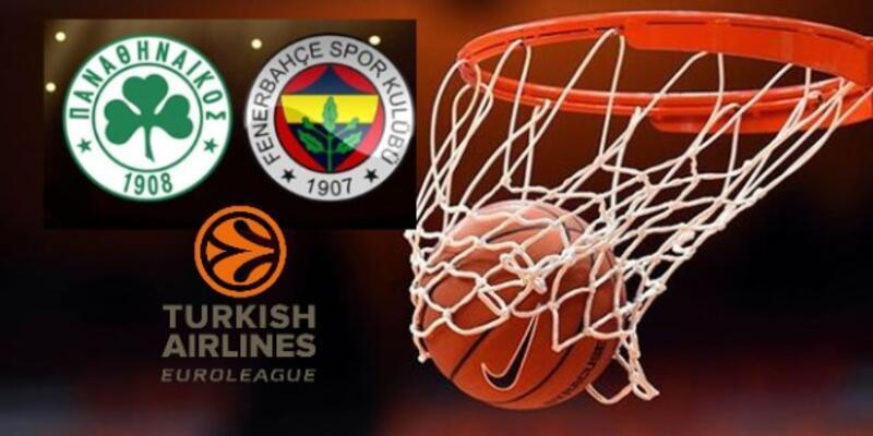 Panathinaikos Fenerbahçe basketbol maçı ne zaman, saat kaçta hangi kanalda?