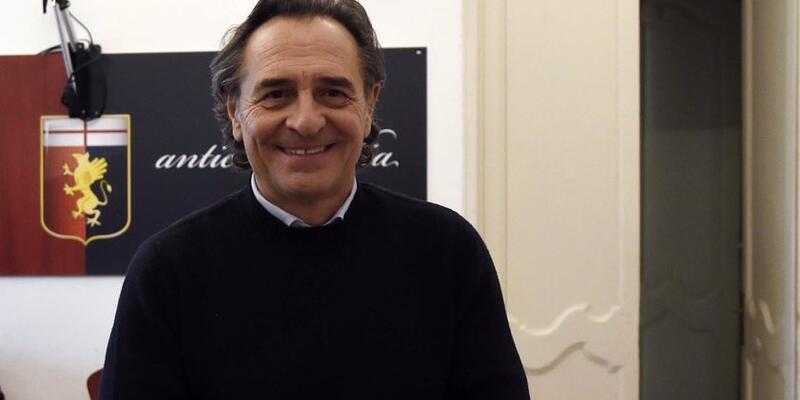 Prandelli Genoa'nın başına geçti