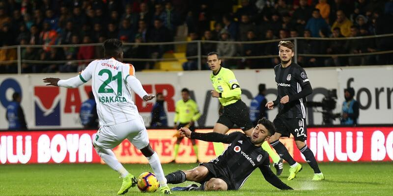 Alanyaspor Beşiktaş CANLI