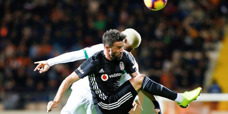 Aytemiz Alanyaspor 0-0 Beşiktaş / Maç özeti