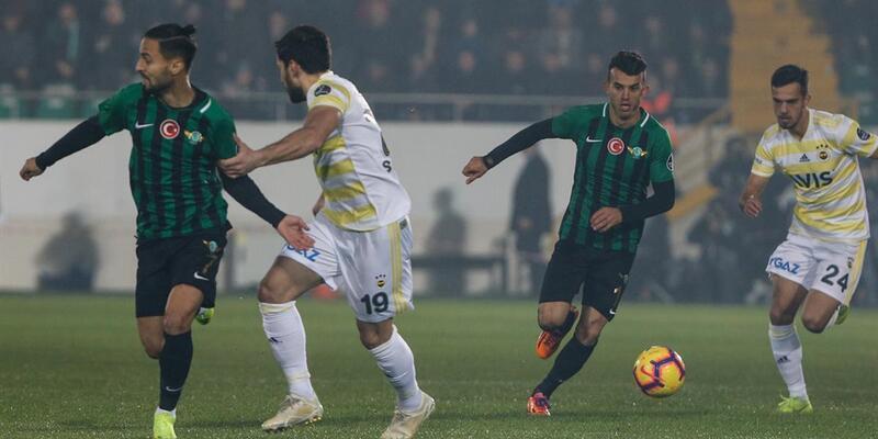 Akhisarspor Fenerbahçe CANLI