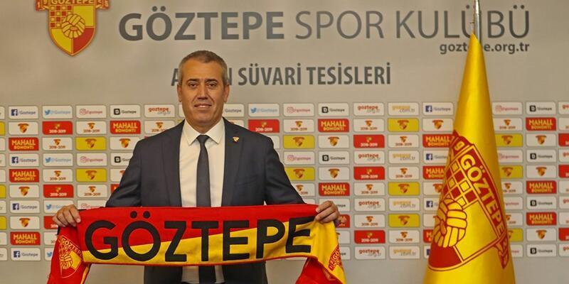 Kemal Özdeş resmen Göztepe'de