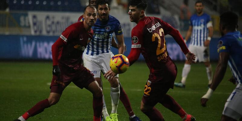 Kayserispor Kasımpaşa'yı 3 golle yendi