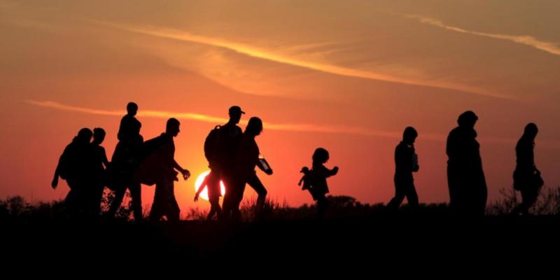 Van'da 56 düzensiz göçmen yakalandı